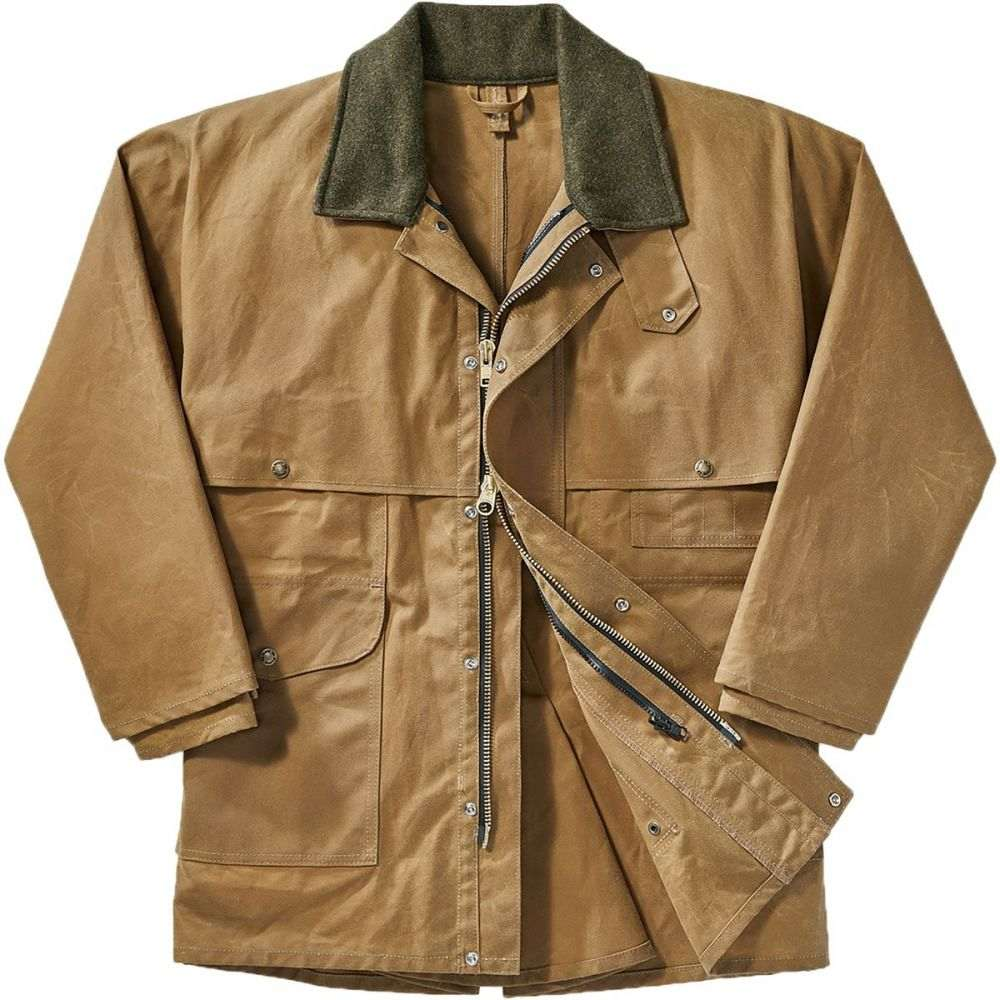 フィルソン Filson メンズ アウター コート【Tin Cloth Packer Coats】Dark Tan