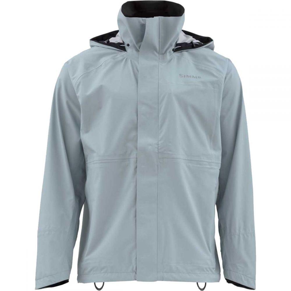 シムズ Simms メンズ アウター ジャケット【Vapor Elite Jackets】Grey Blue