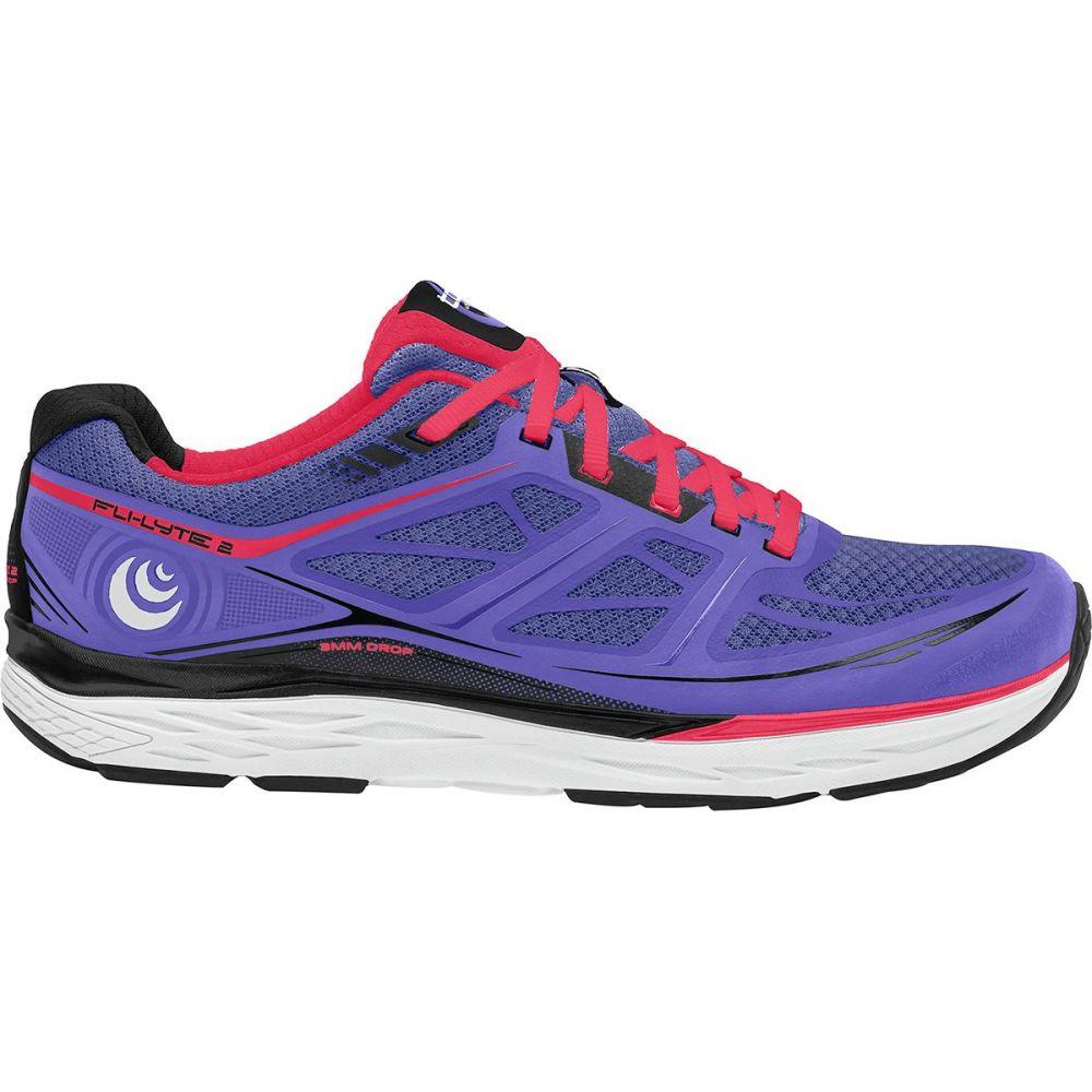 トポ アスレチック Topo Athletic レディース ランニング・ウォーキング シューズ・靴【Fli - Lyte 2 Running Shoe】Blue/Pink