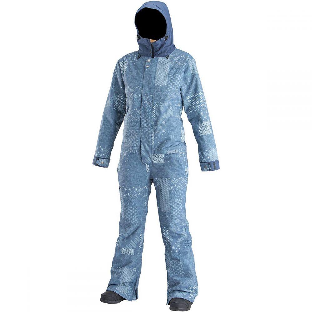 エアブラスター Airblaster レディース スキー・スノーボード アウター【Insulated Freedom Suit】Japanacana