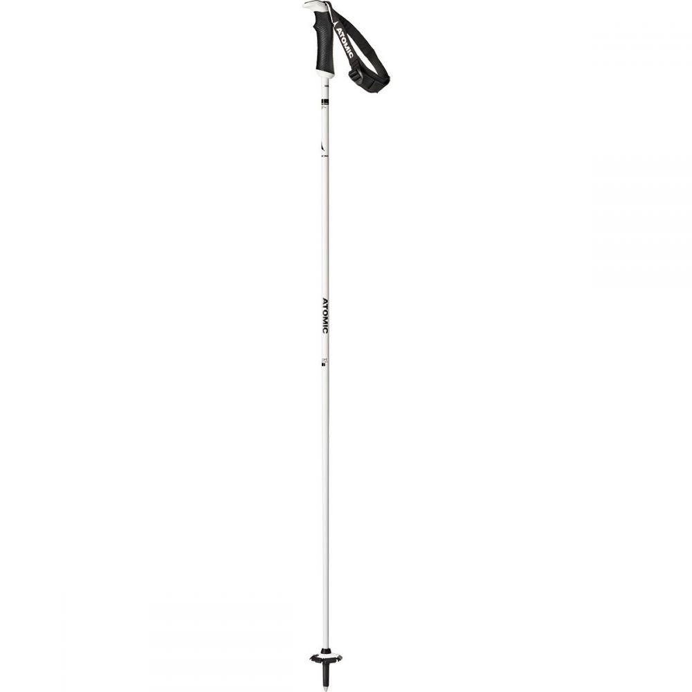 アトミック Atomic レディース スキー・スノーボード【AMT Carbon SQS Ski Poles】White/Black