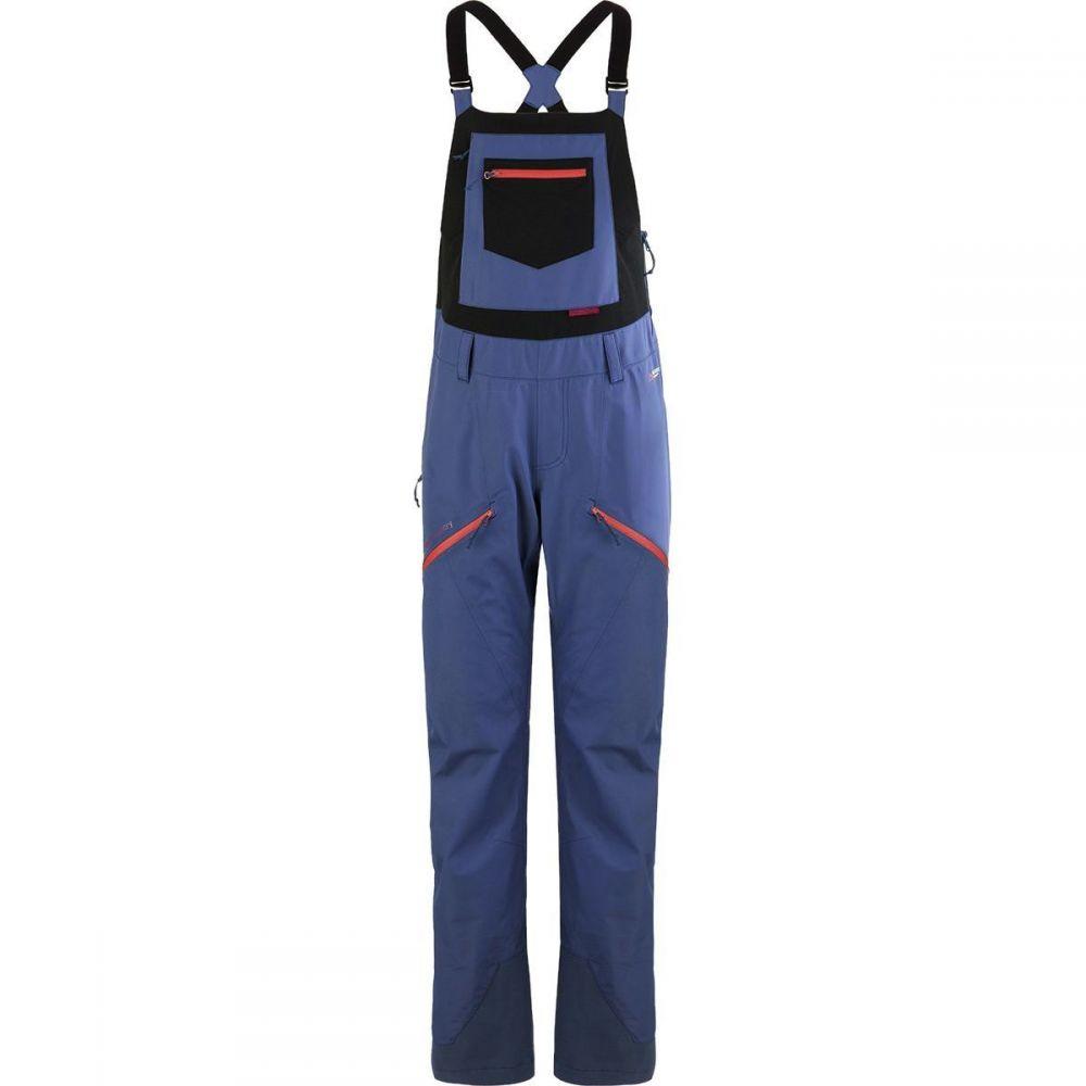 バックカントリー Backcountry レディース スキー・スノーボード ボトムス・パンツ【x Flylow Patsey Marley Bib Pant】Dusty Blue