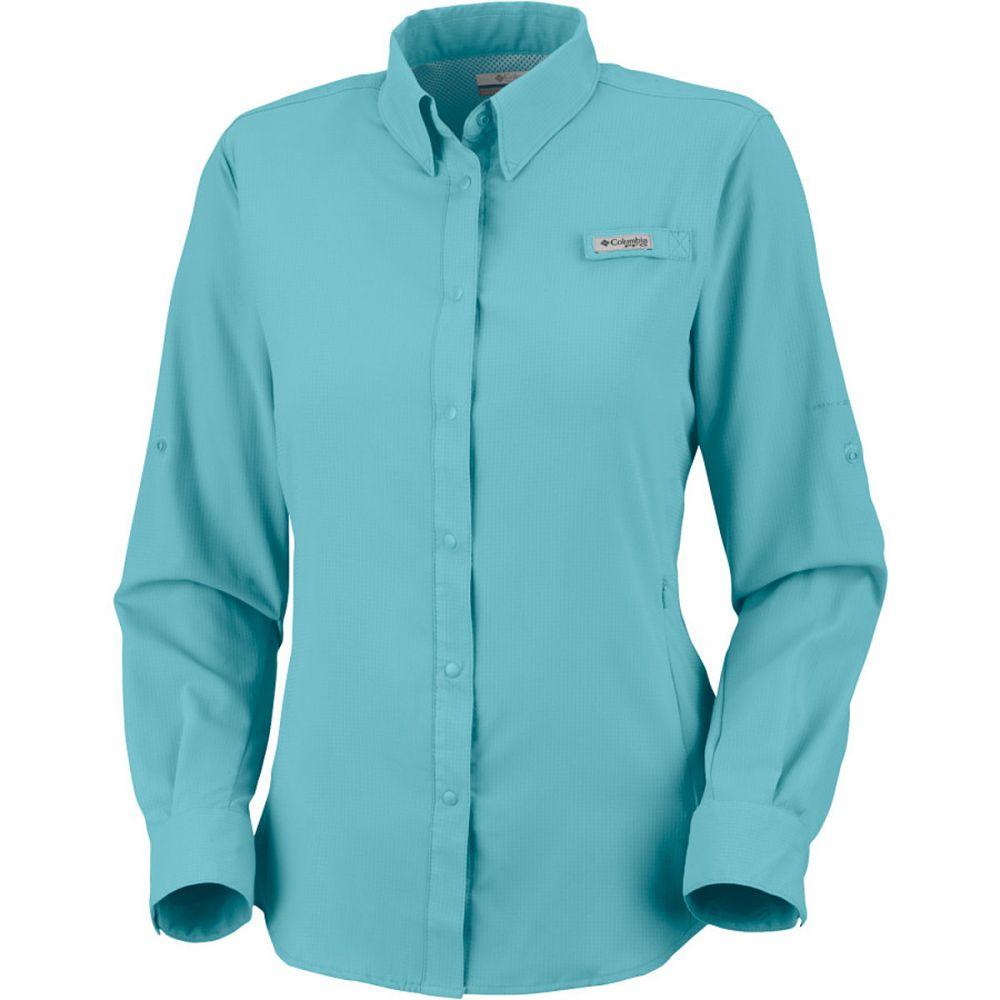 正規代理店 コロンビア Columbia レディース コロンビア ハイキング・登山 トップス【Tamiami Columbia Long II Long - Sleeve Shirt】Clear Blue, 最安:c69d700c --- clftranspo.dominiotemporario.com