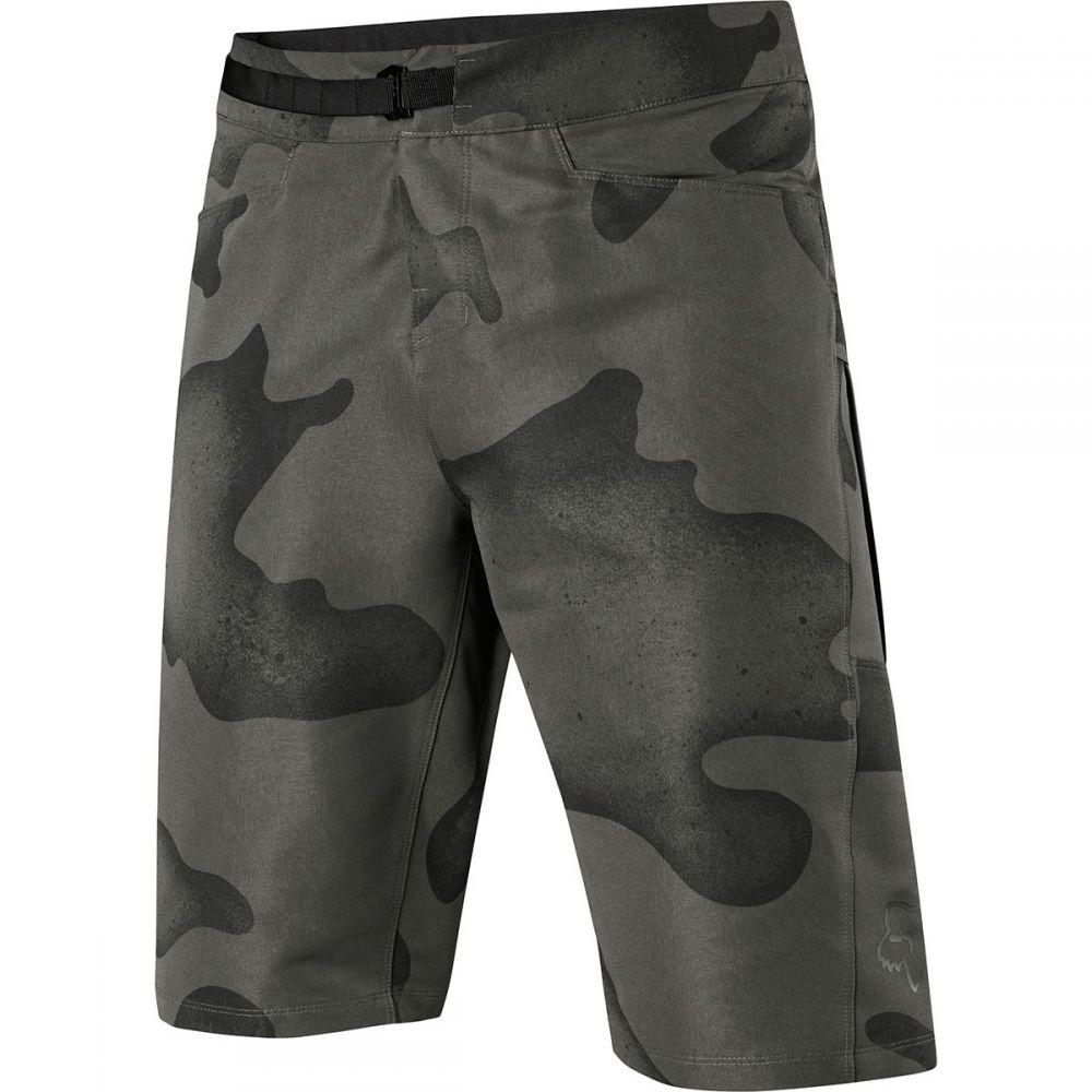 フォックス レーシング Fox Racing メンズ 自転車 ボトムス・パンツ【Ranger Cargo Print Shorts】Black Camo