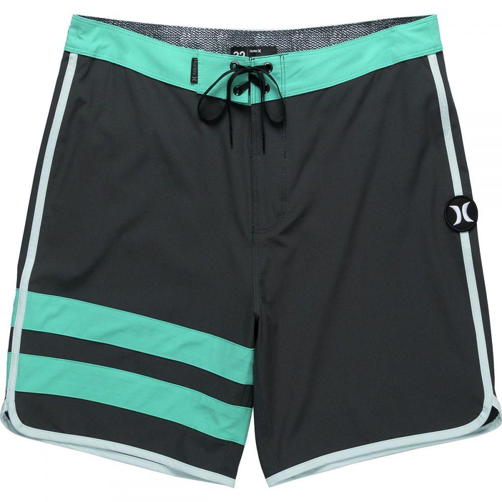 ハーレー Hurley メンズ 水着・ビーチウェア 海パン【Phantom Block Party Solid Board Shorts】Anthracite