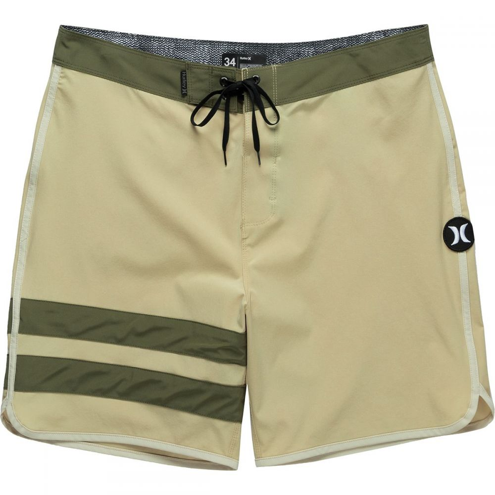 ハーレー Hurley メンズ 水着・ビーチウェア 海パン【Phantom Block Party Solid Board Shorts】Desert Ore