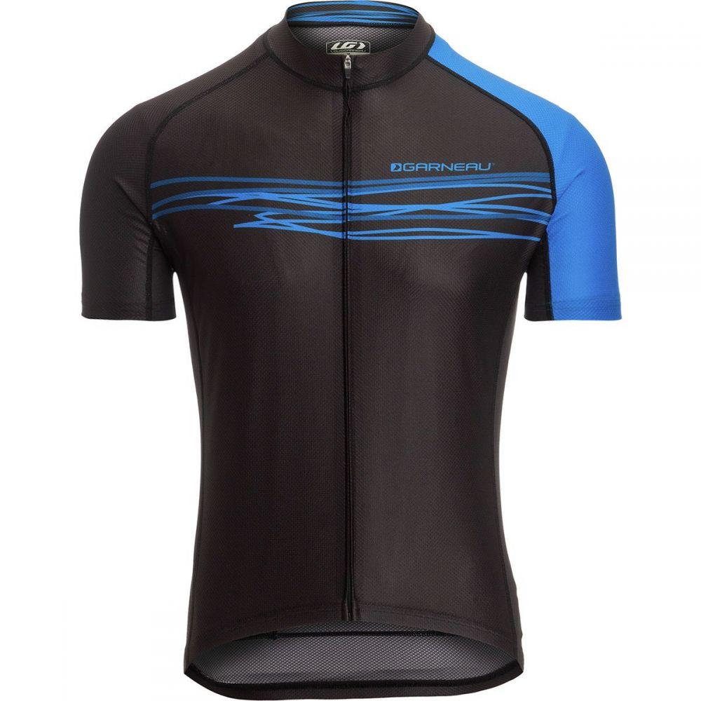 ルイガノ Louis Garneau メンズ 自転車 トップス【Equipe 1.6 Jerseys】Black/Blue