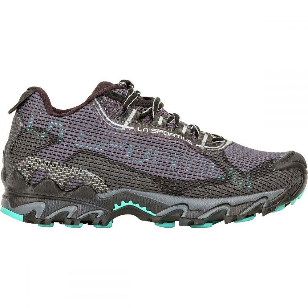 ラスポルティバ La Sportiva レディース ランニング・ウォーキング シューズ・靴【Wildcat 2.0 GTX Trail Running Shoe】Carbon/Aqua