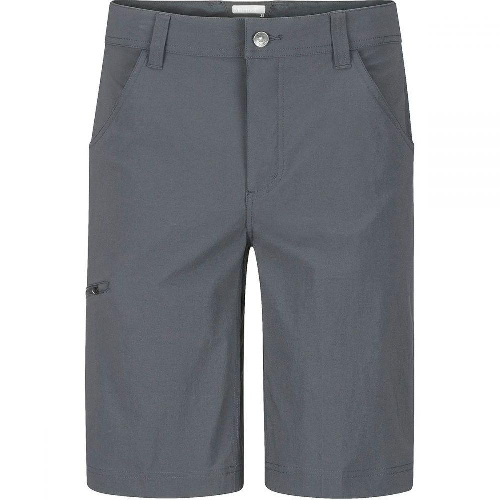 マーモット Marmot メンズ ハイキング・登山 ボトムス・パンツ【Arch Rock Shorts】Slate Grey