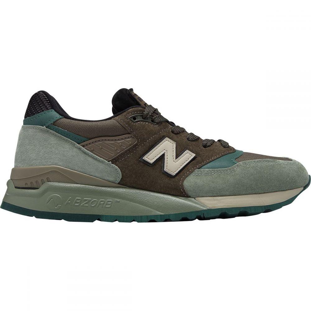 ニューバランス New Balance メンズ シューズ・靴【998 Shoes】Green/Grey