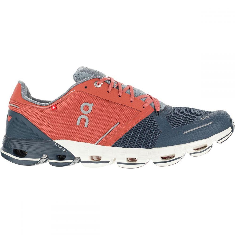 オン On Footwear メンズ ランニング・ウォーキング シューズ・靴【Cloudflyer Running Shoes】Rust/Stone