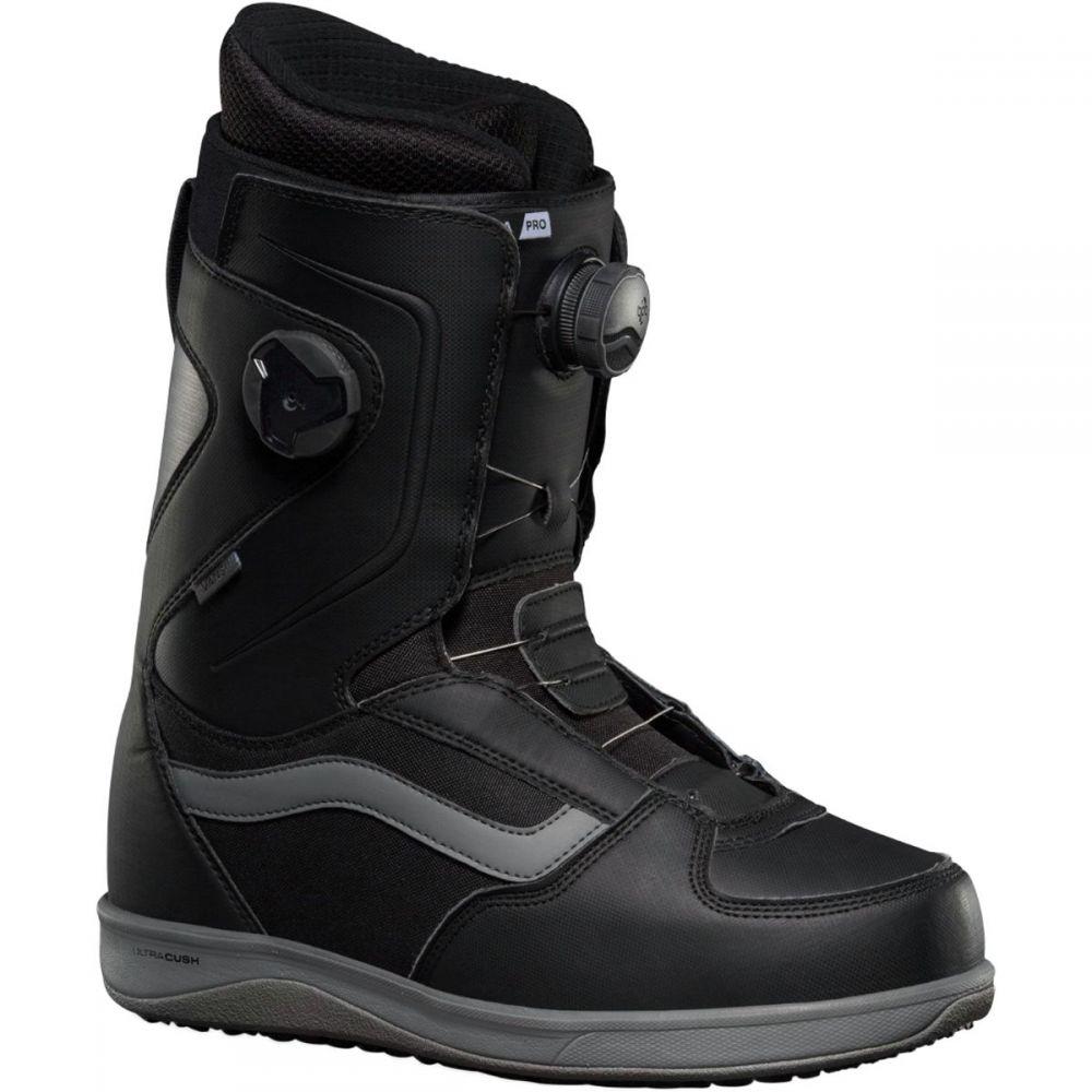 ヴァンズ Vans メンズ スキー・スノーボード シューズ・靴【Aura Pro Boa Snowboard Boots】Black/Grey