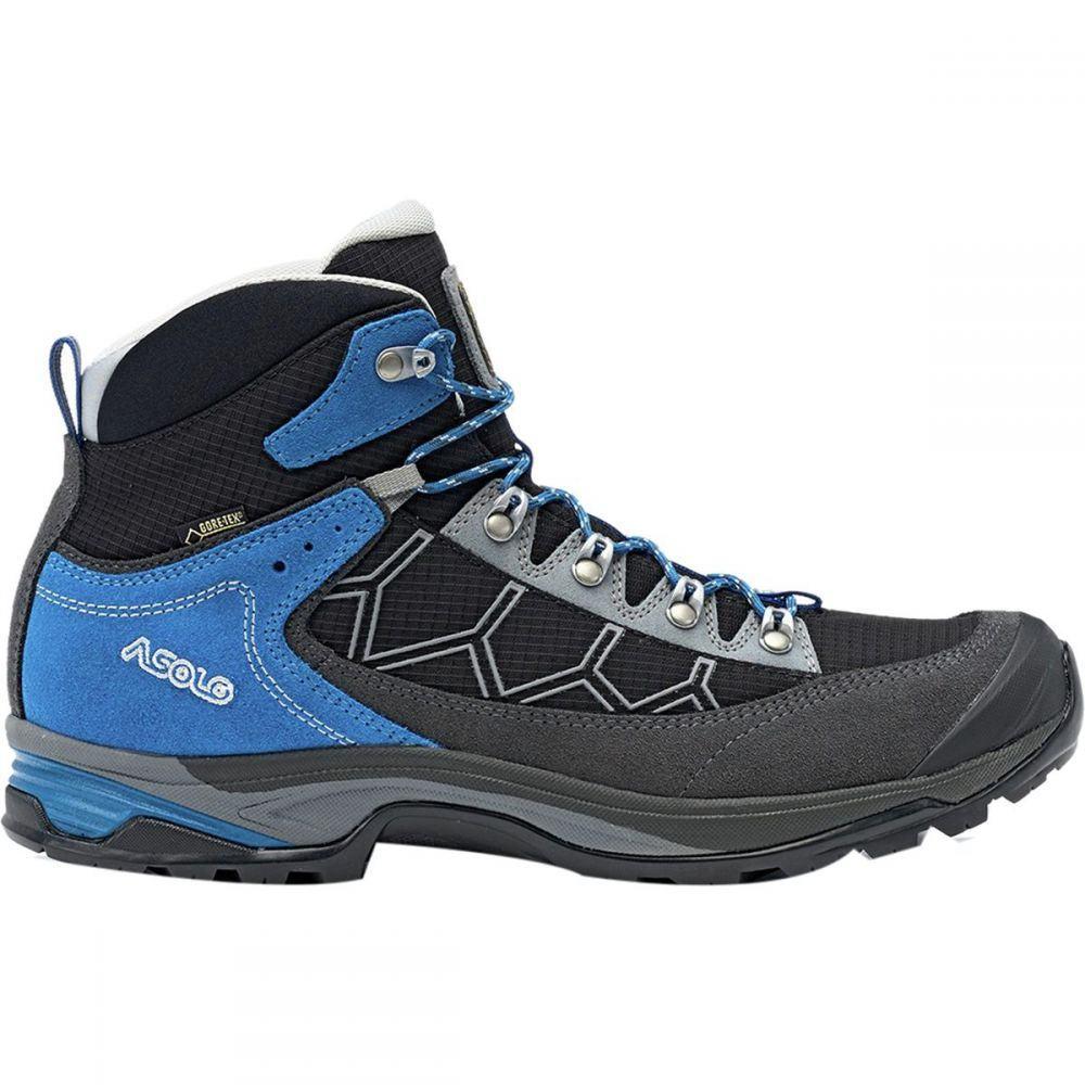 アゾロ Asolo メンズ ハイキング・登山 シューズ・靴【Falcon GV Hiking Boots】Graphite/Black
