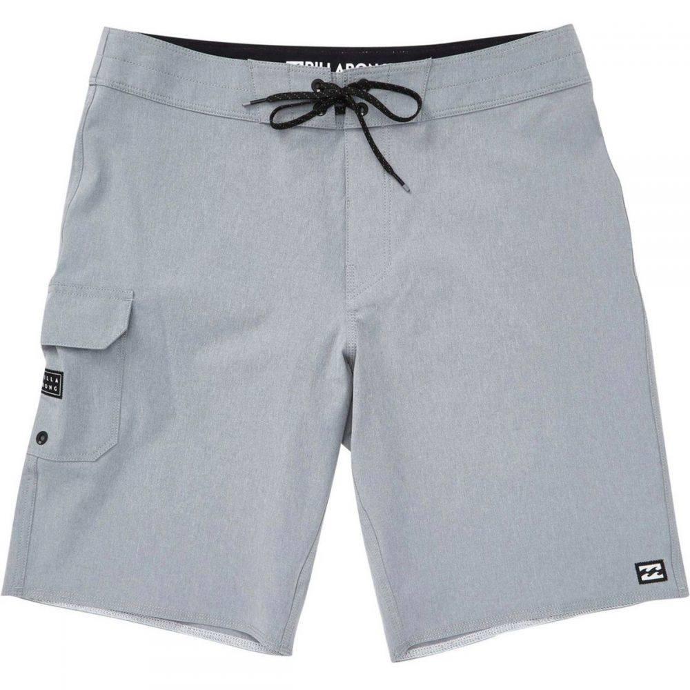 ビラボン Billabong メンズ 水着・ビーチウェア 海パン【All Day Pro Board Shorts】Grey Heather