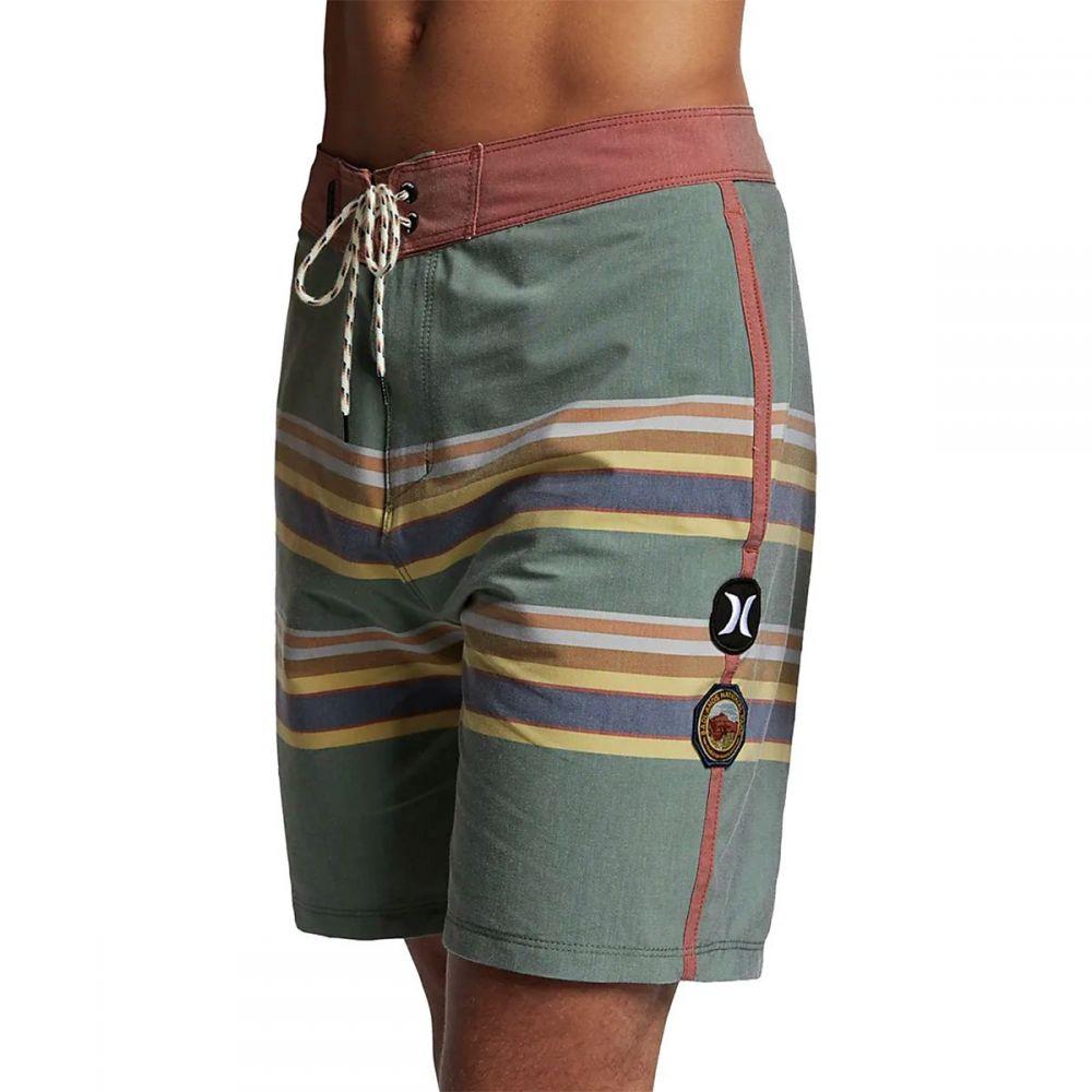 ハーレー Hurley メンズ 水着・ビーチウェア 海パン【Pendleton Badlands Board Shorts】Outdoor Green