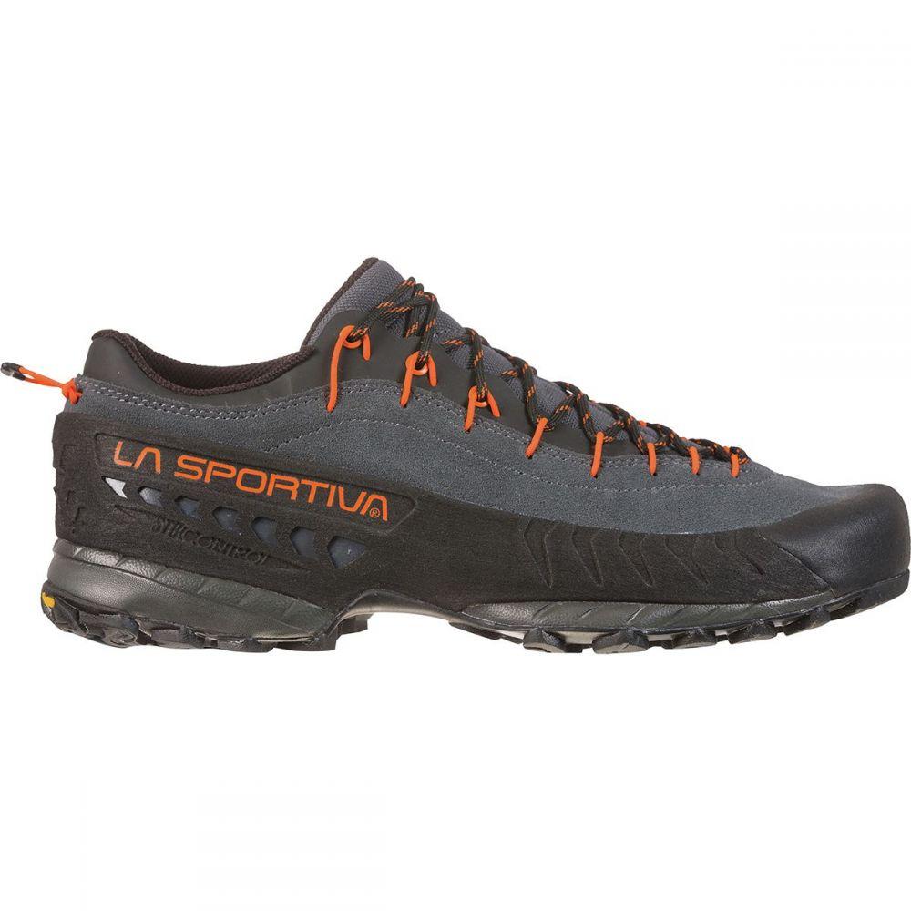 ラスポルティバ La Sportiva メンズ シューズ・靴【TX4 Approach Shoes】Carbon/Flame
