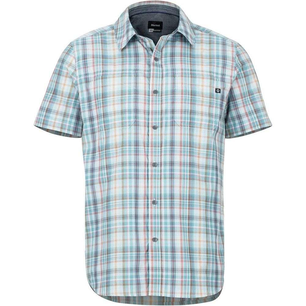 マーモット Marmot メンズ トップス 半袖シャツ【Highpark Short - Sleeve Shirts】Celestial Blue