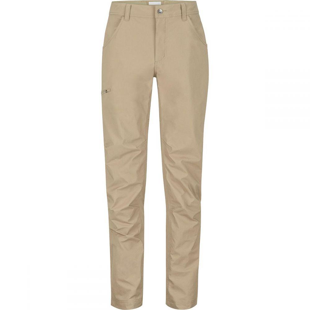 マーモット Marmot メンズ ハイキング・登山 ボトムス・パンツ【Arch Rock Pants】Desert Khaki