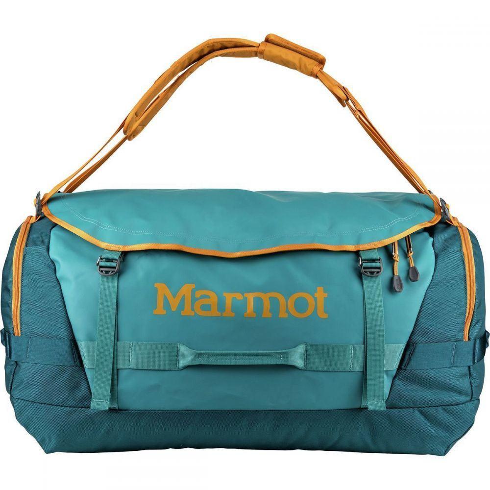 マーモット Marmot レディース バッグ ボストンバッグ・ダッフルバッグ【Long Hauler Medium 50L Duffel Bag】Neptune/Denim