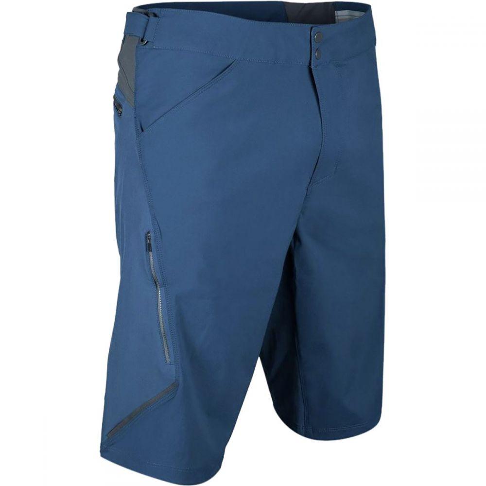 シャワーズ パス Showers Pass メンズ 自転車 ボトムス・パンツ【IMBA Shorts】Alpine Blue