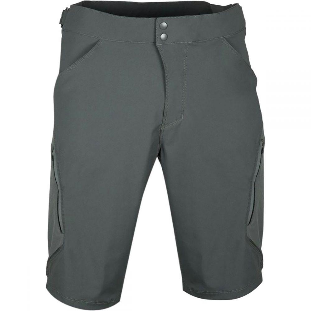 シャワーズ パス Showers Pass メンズ 自転車 ボトムス・パンツ【IMBA Shorts】Dark Shadow