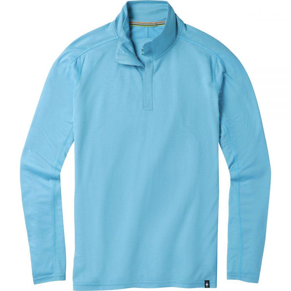 スマートウール Smartwool メンズ トップス【Merino Sport 150 1/4 - Zip Shirts】Geyser Blue