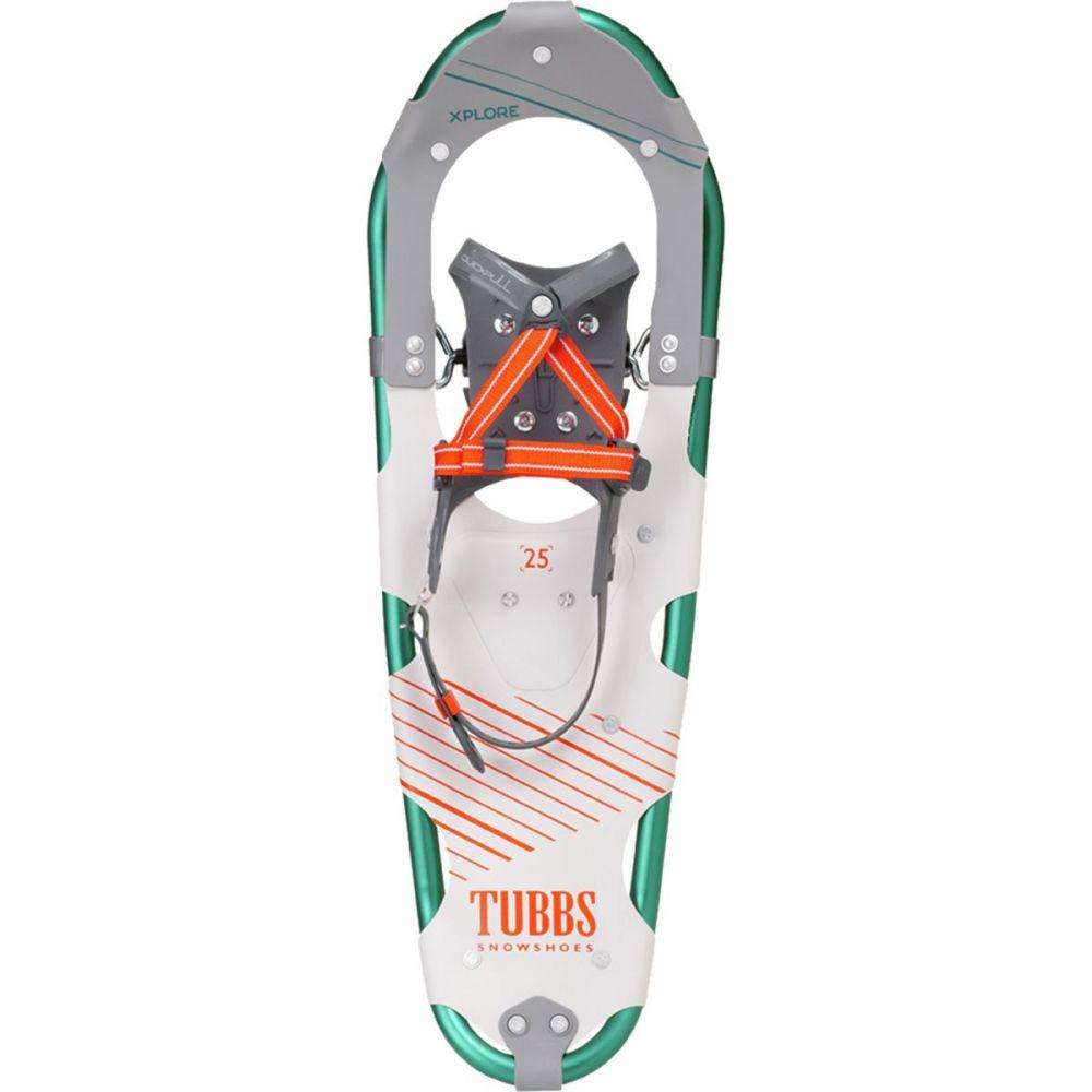 タブス Tubbs レディース ハイキング・登山 シューズ・靴【Xplore Snowshoe】Turq/Warm Red