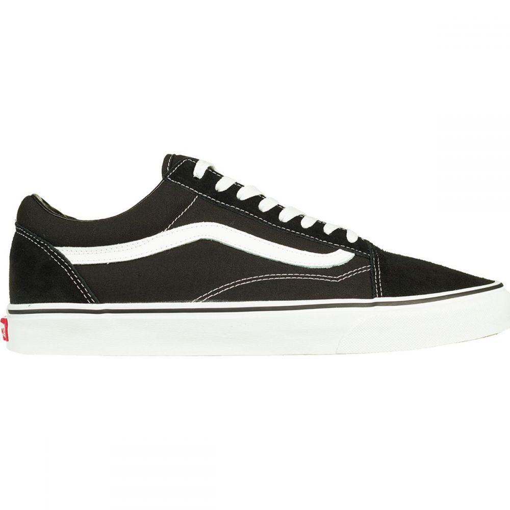 ヴァンズ Vans メンズ シューズ・靴 スニーカー【Old Skool Shoes】Black/White