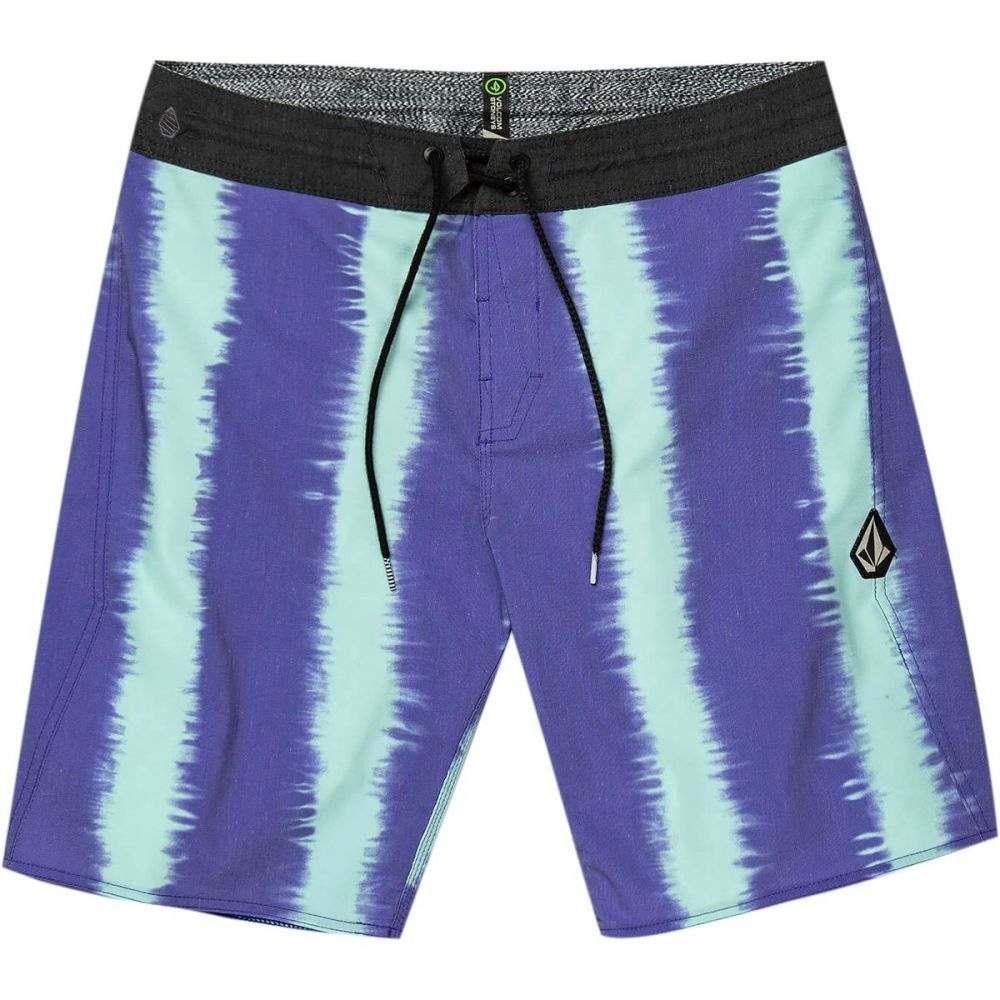 ボルコム Volcom メンズ 水着・ビーチウェア 海パン【Vert Vibes Stoney 19in Board Shorts】Dark Purple