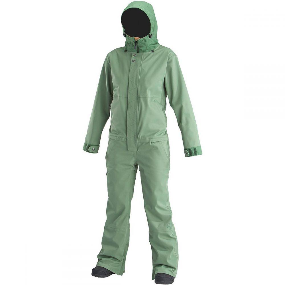 エアブラスター Airblaster レディース スキー・スノーボード アウター【Freedom Suit】Dark Ivy Myrtle