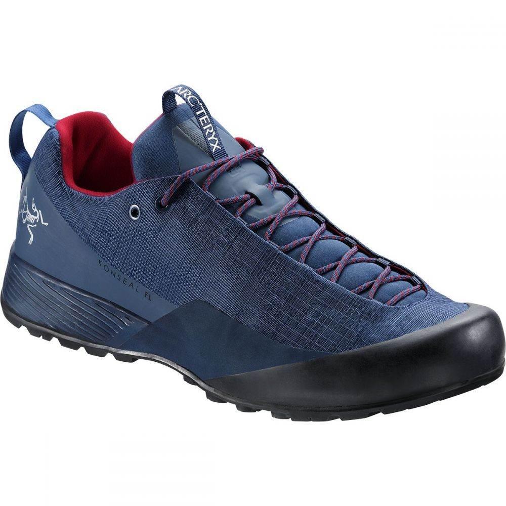 アークテリクス Arc'teryx メンズ シューズ・靴【Konseal FL Approach Shoes】Nocturne/Red Beach
