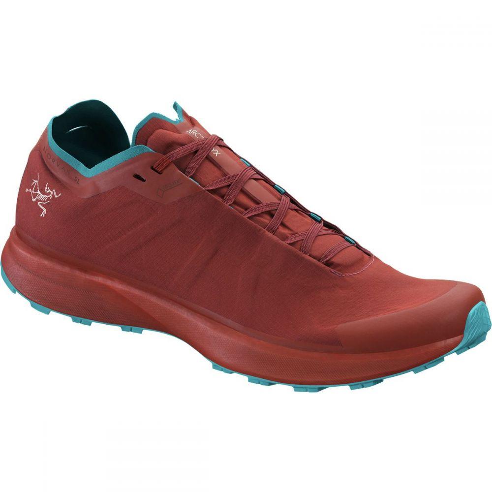 アークテリクス Arc'teryx メンズ ランニング・ウォーキング シューズ・靴【Norvan SL GTX Running Shoes】Infrared/Dark Firoza