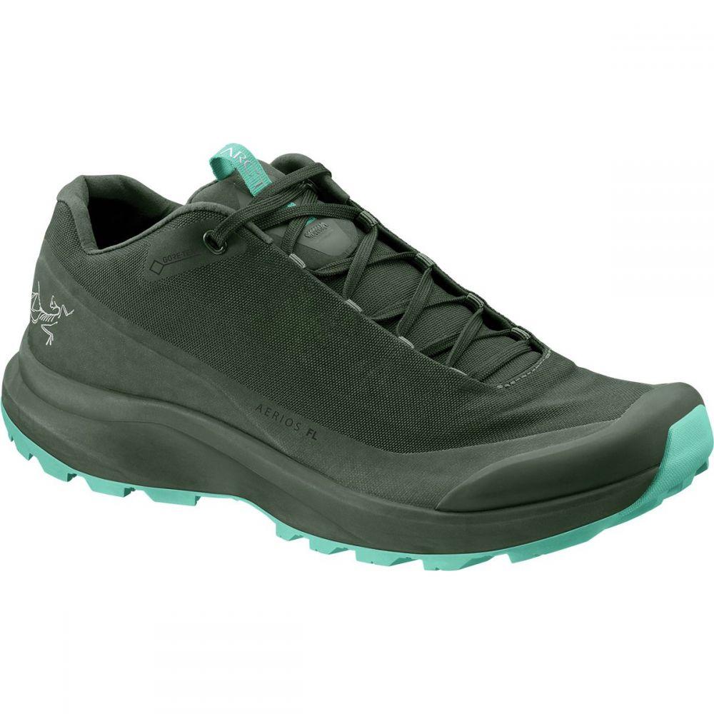 アークテリクス Arc'teryx レディース ハイキング・登山 シューズ・靴【Aerios FL GTX Hiking Shoe】Shorepine/Illucinate