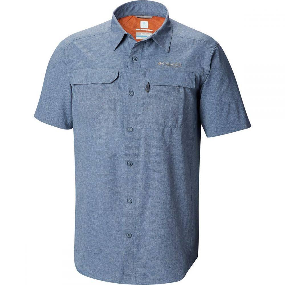 コロンビア Columbia メンズ トップス 半袖シャツ【Titanium Irico Short - Sleeve Shirts】Mountain Heather
