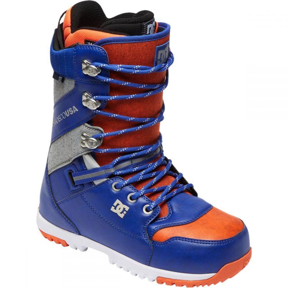 ディーシー DC メンズ スキー・スノーボード シューズ・靴【Mutiny Snowboard Boots】Surf Silver Red