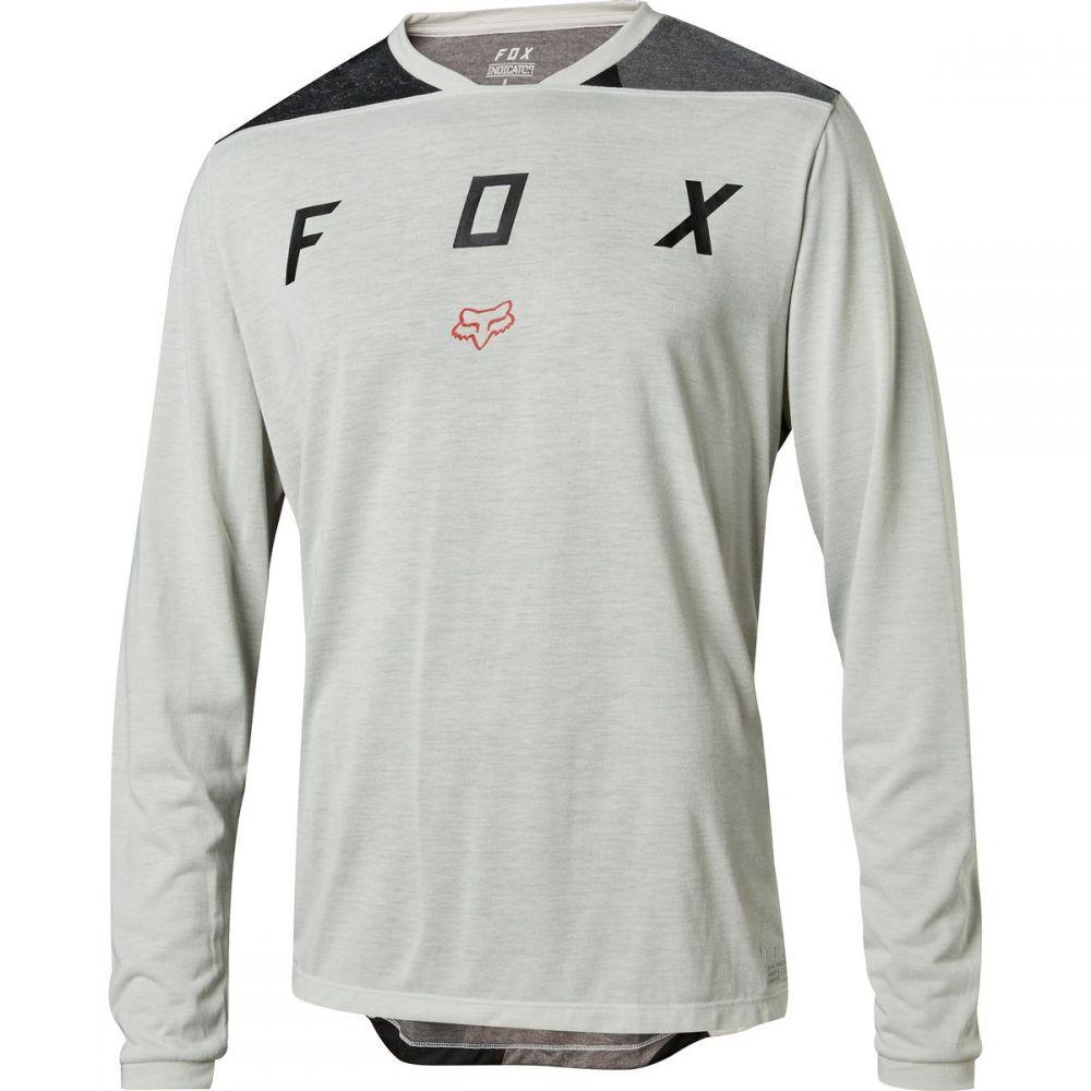 フォックス レーシング Fox Racing メンズ 自転車 トップス【Indicator Jerseys】Camo Cloud Grey