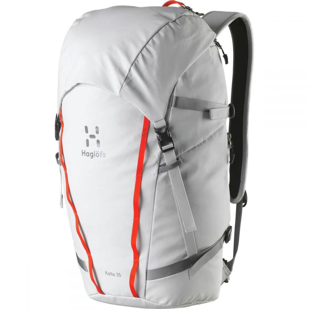 ホグロフス Haglofs メンズ バッグ バックパック・リュック【Katla 35L Backpack】Stone Grey/Habanero