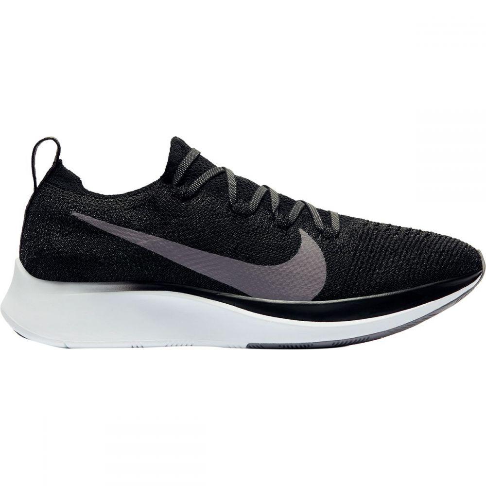 ナイキ Nike レディース ランニング・ウォーキング シューズ・靴【Zoom Fly Flyknit Running Shoe】Black/Gunsmoke-white