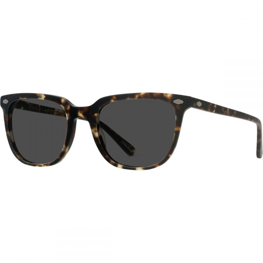 ラエンオプティックス RAEN optics メンズ メガネ・サングラス【Arlo Polarized Sunglasses】Matte Brindle/Black