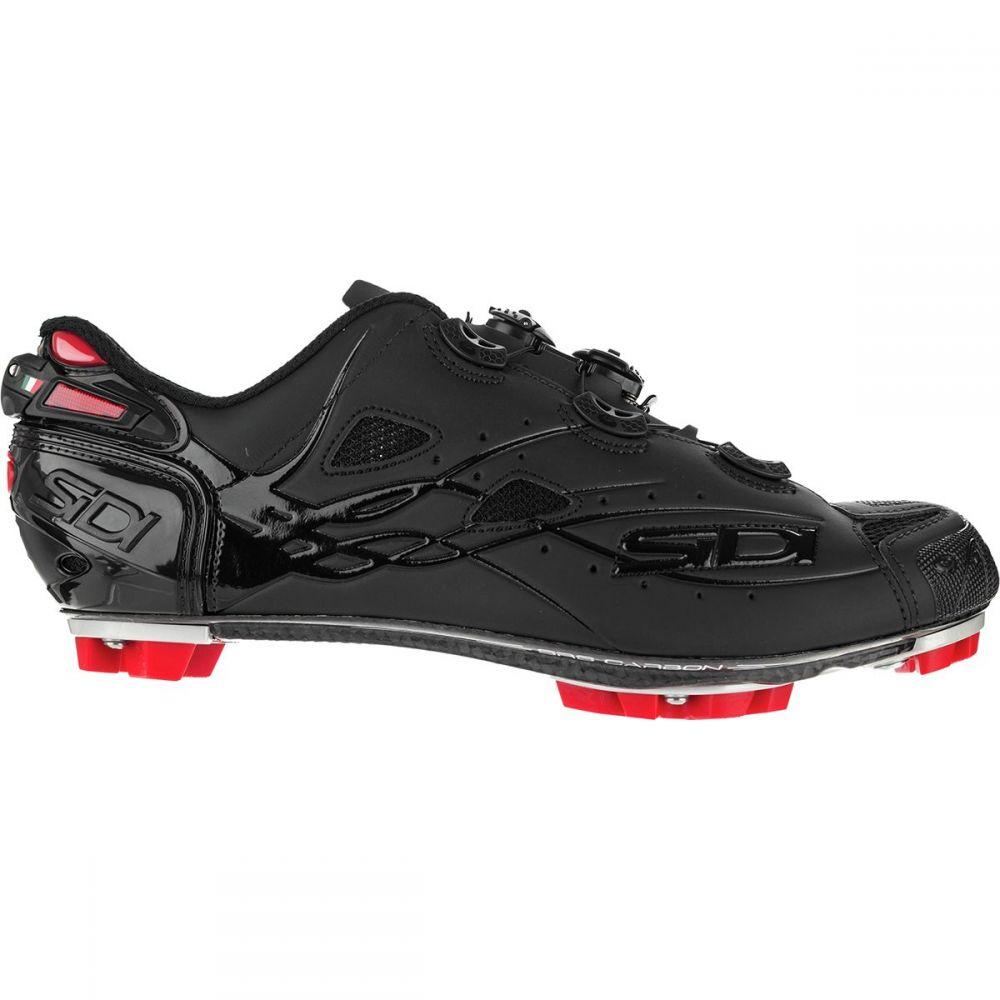 シディー Sidi メンズ 自転車 シューズ・靴【Tiger Cycling Shoes】Black/Matte Black
