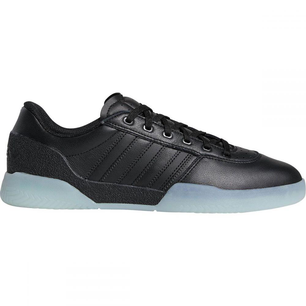 アディダス Adidas メンズ シューズ・靴 スニーカー【City Cup Shoes】Core Black/Core Black/Clear Sky