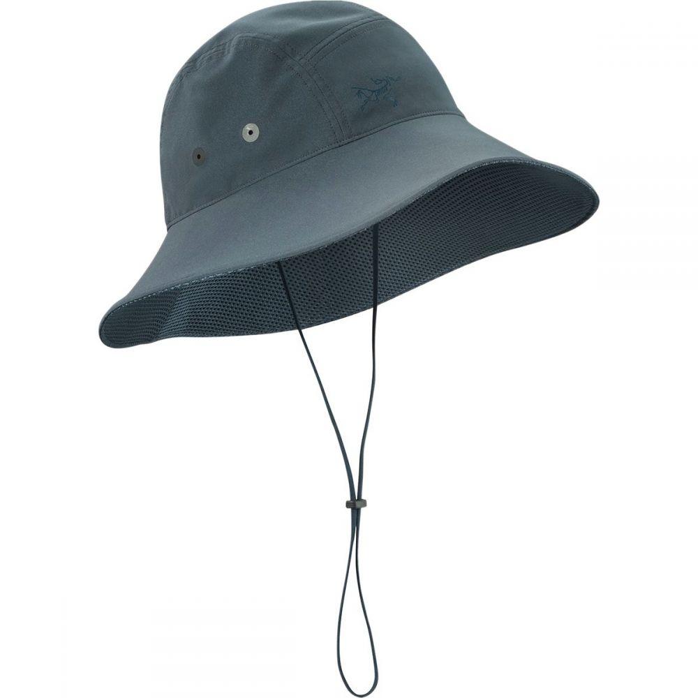 アークテリクス Arc'teryx レディース 帽子【Sinsola Hat】Black Sapphire/Nightshadow