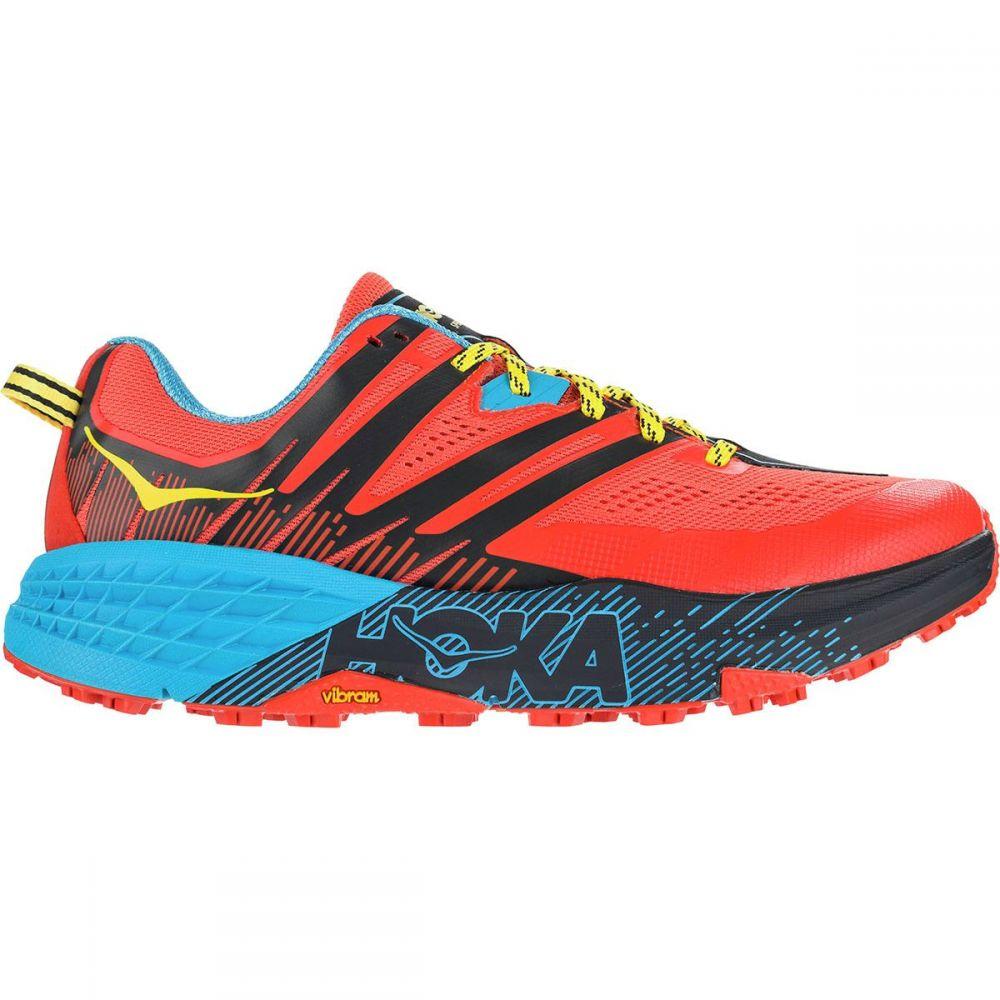 ホカ オネオネ HOKA ONE ONE メンズ ランニング・ウォーキング シューズ・靴【Speedgoat 3 Running Shoes】Nasturtium/Spicy Orange