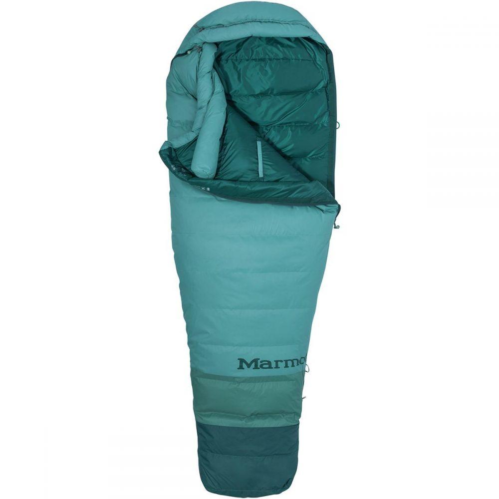 マーモット Marmot レディース ハイキング・登山【Angel Fire TL Sleeping Bag: 25 Degree Down】Blue Agave/Dark Agave