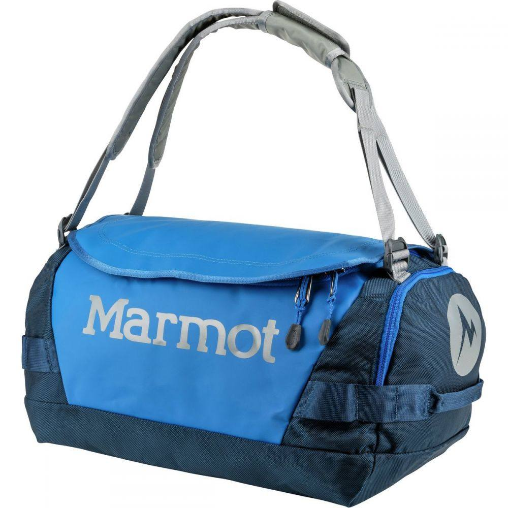 マーモット Marmot レディース バッグ ボストンバッグ・ダッフルバッグ【Long Hauler Small Duffel Bag】Peak Blue/Vintage Navy