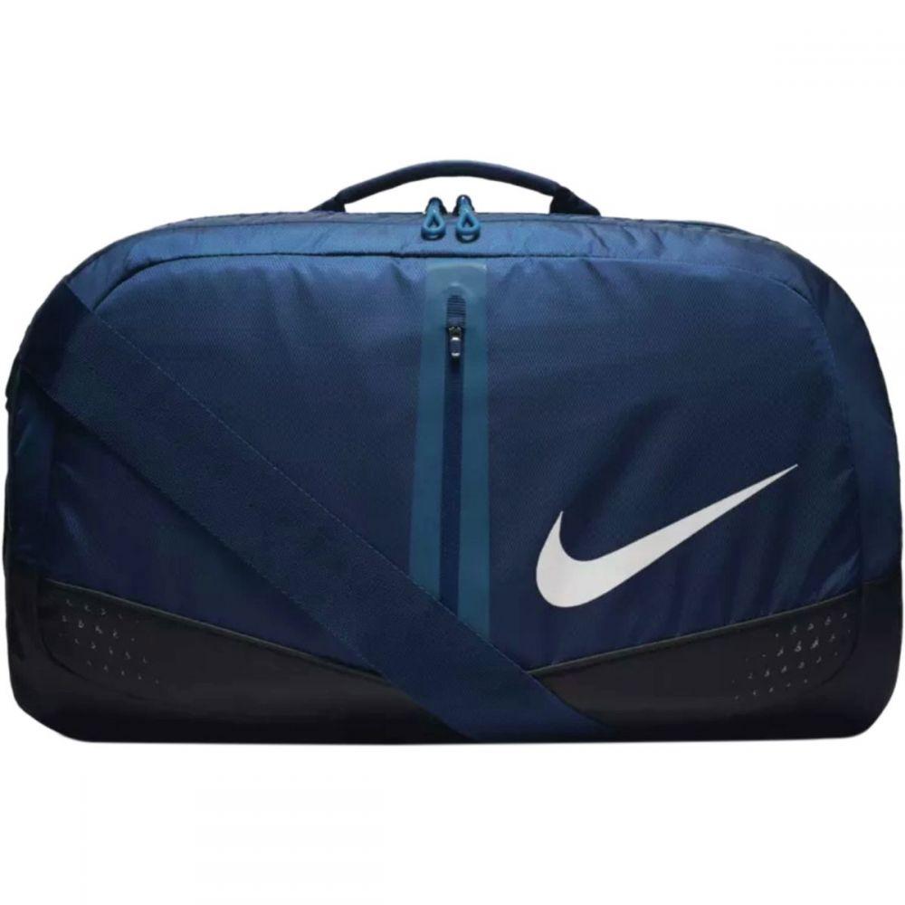 ナイキ Nike レディース バッグ ボストンバッグ・ダッフルバッグ【Run 34L Duffel】Blue Void/Gym Blue/Silver