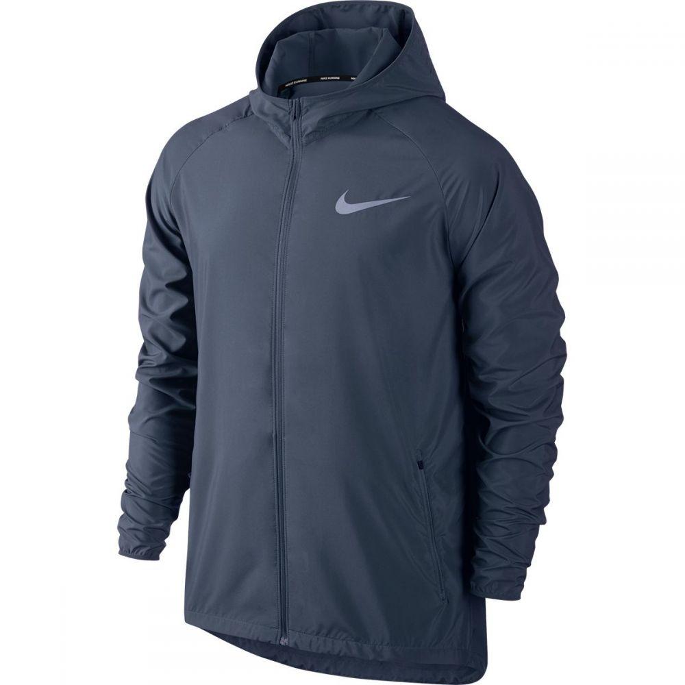ナイキ Nike メンズ ランニング・ウォーキング アウター【Essential Hooded Running Jackets】Monsoon Blue/Reflective Silver, タシロチョウ:1b0ea591 --- laotang.jp