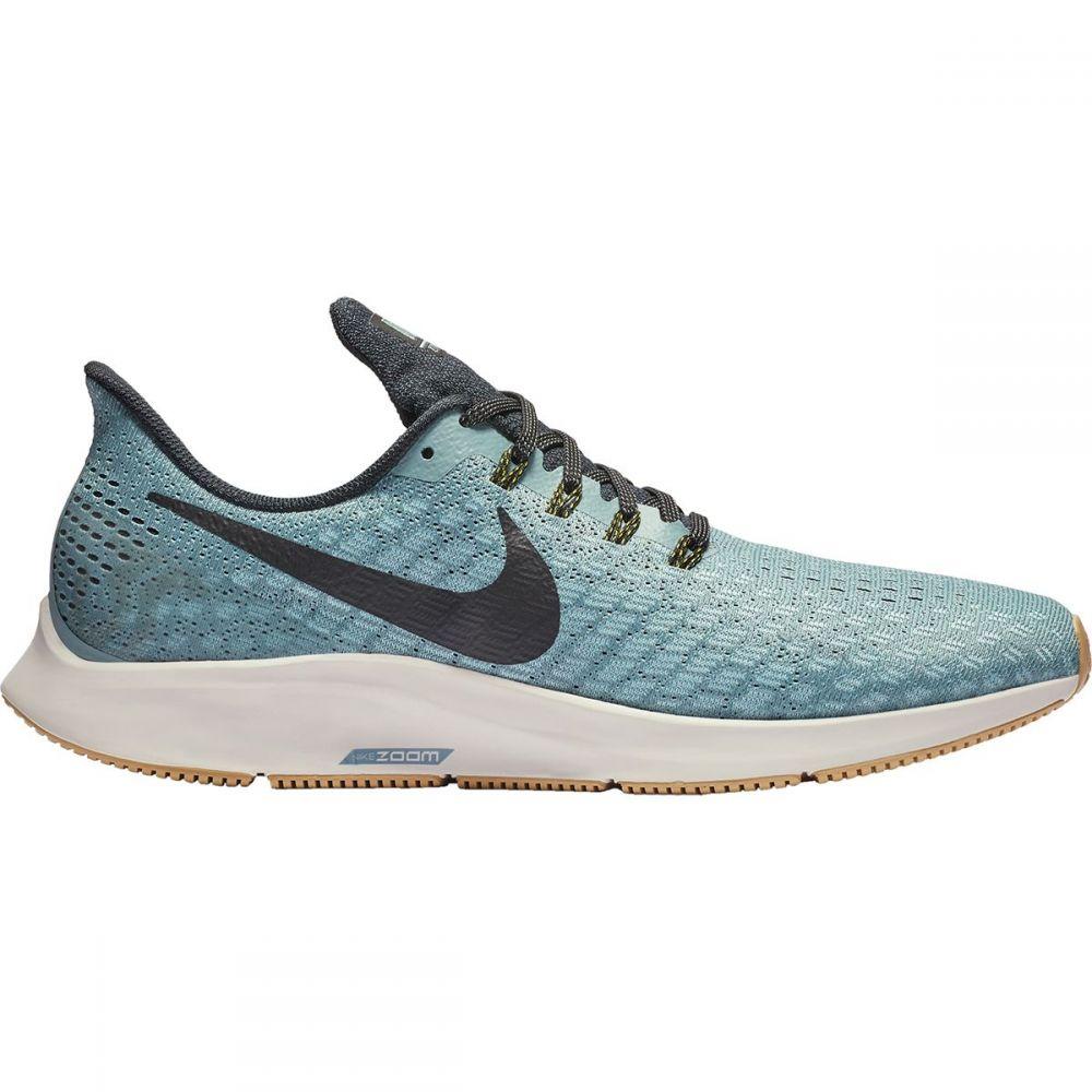 ナイキ Nike メンズ ランニング・ウォーキング シューズ・靴【Air Zoom Pegasus 35 Running Shoes】Aviator Grey/Black-Blue Fury