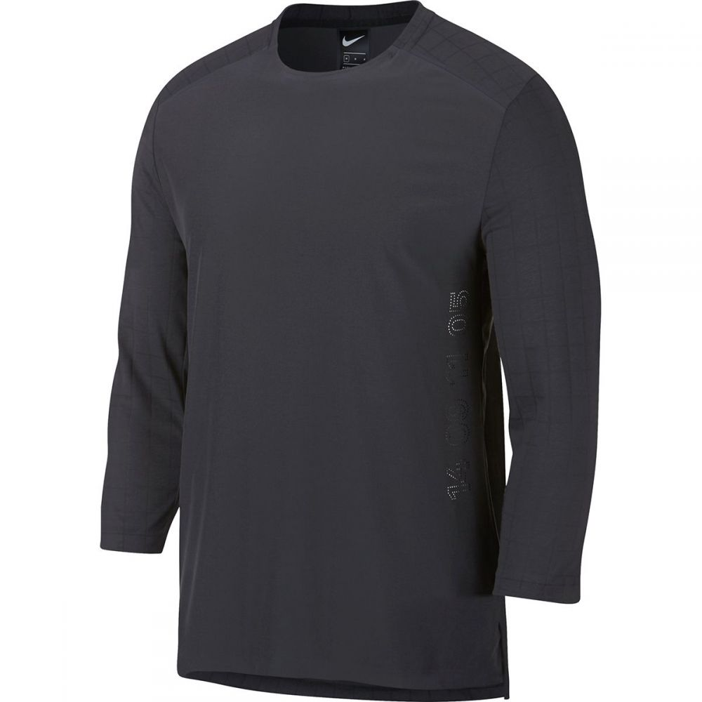 ナイキ Nike メンズ トップス【Rise 365 Tech Pack 3/4 - Sleeve Tops】Anthracite/Heather/Reflect Black