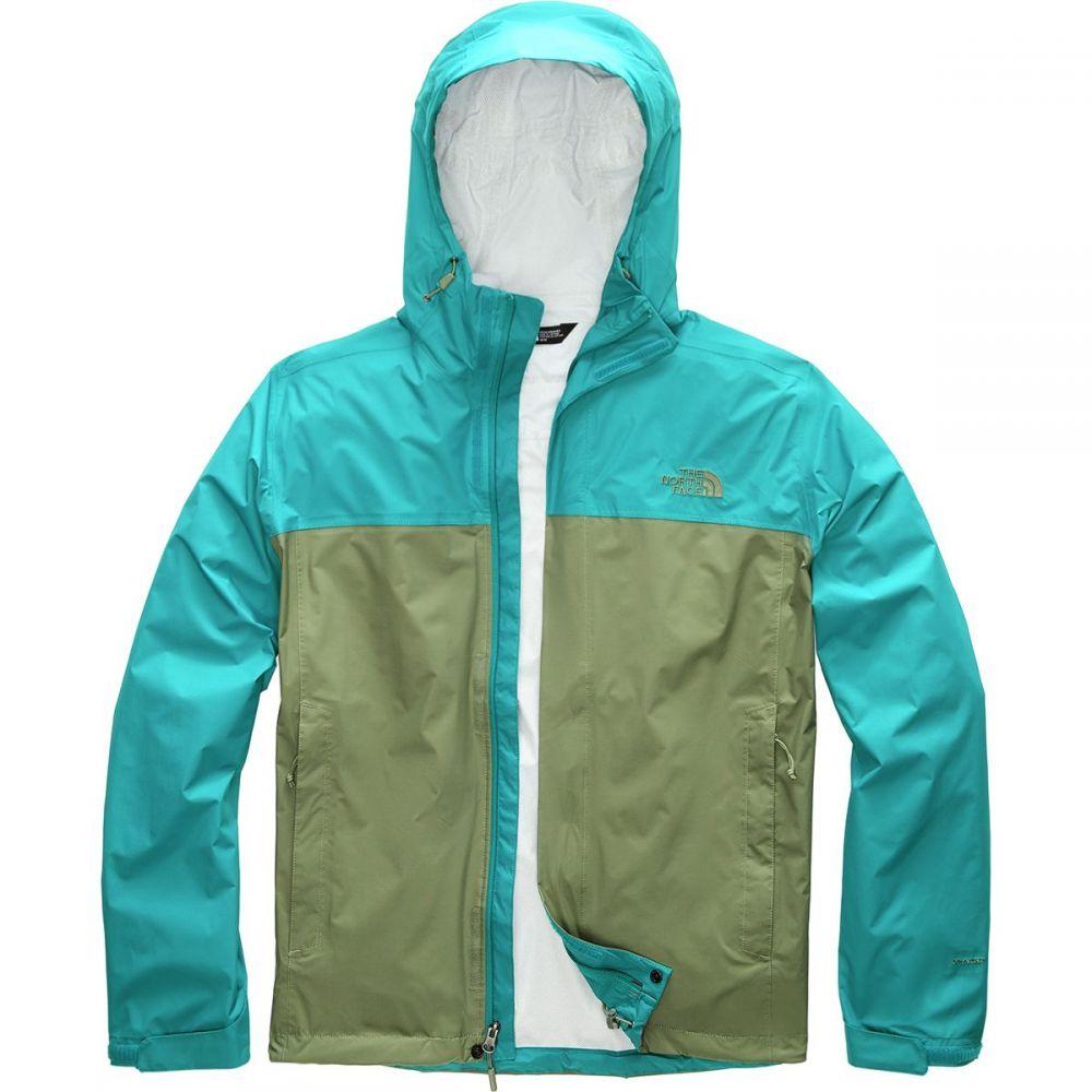 ザ ノースフェイス The North Face メンズ アウター ジャケット【Venture 2 Hooded Jackets】Four Leaf Clover/Crystal Teal